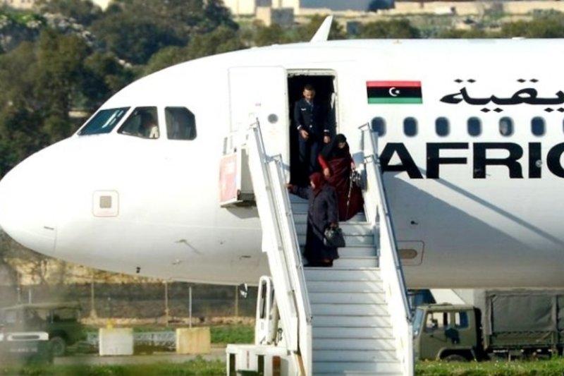 Bandara Mitiga Libya  beroperasi lagi setelah dihantam misil