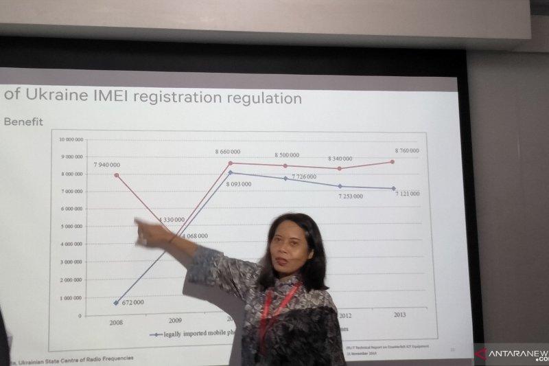 Sekitar 20 persen ponsel di Indonesia dibeli dari pasar ilegal
