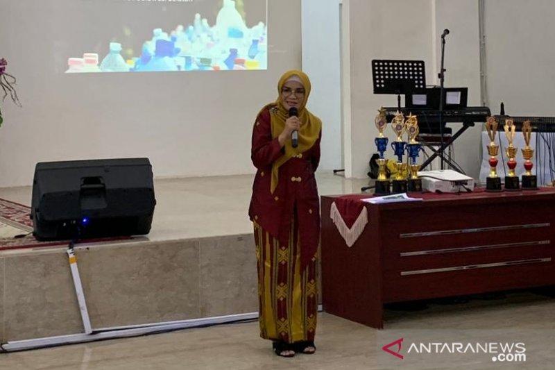 Liestiaty Nurdin target tahun 2019 TPA hadir di Kantor Gubernur Sulsel