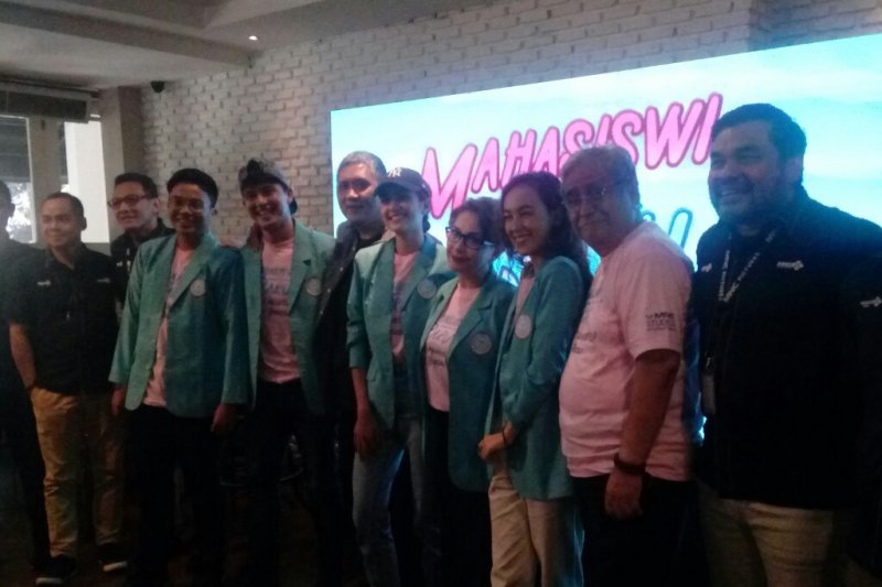 """""""Mahasiswi Baru"""" hadirkan kolaborasi akting aktor senior dan junior"""