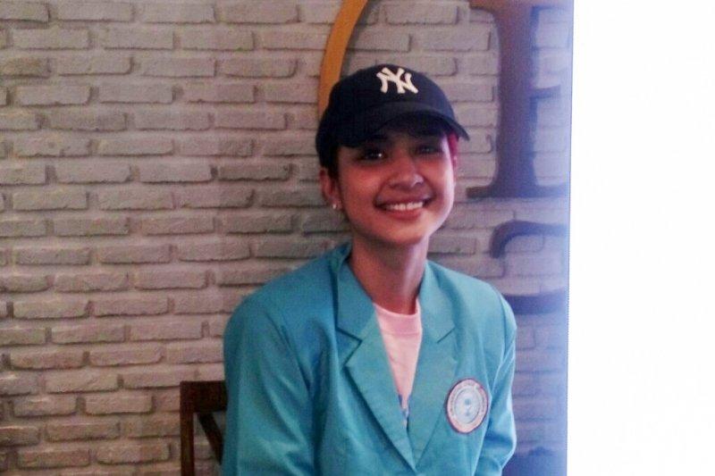 Mikha Tambayong kangen masa susah ketika masih kuliah