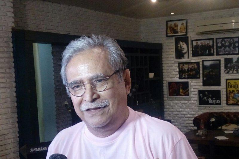 Aktor Slamet Rahardjo menggilai produk asli Indonesia