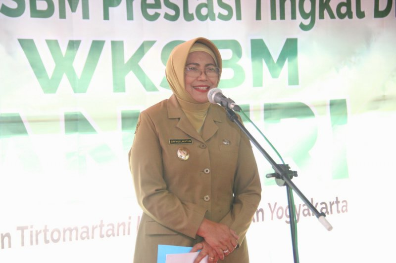Pemkab Sleman meningkatkan kesejahteraan rakyat melalui WKSBM