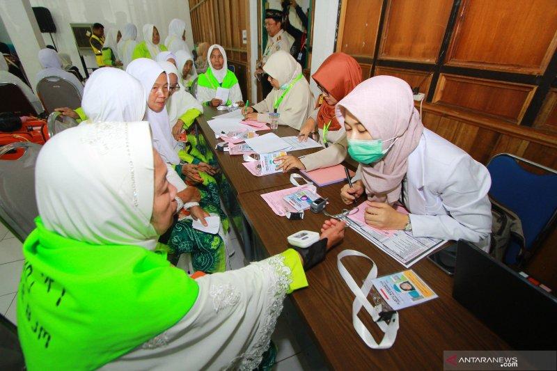 Jamaah perempuan bisa nikmati layanan konsultasi pengendalian haid
