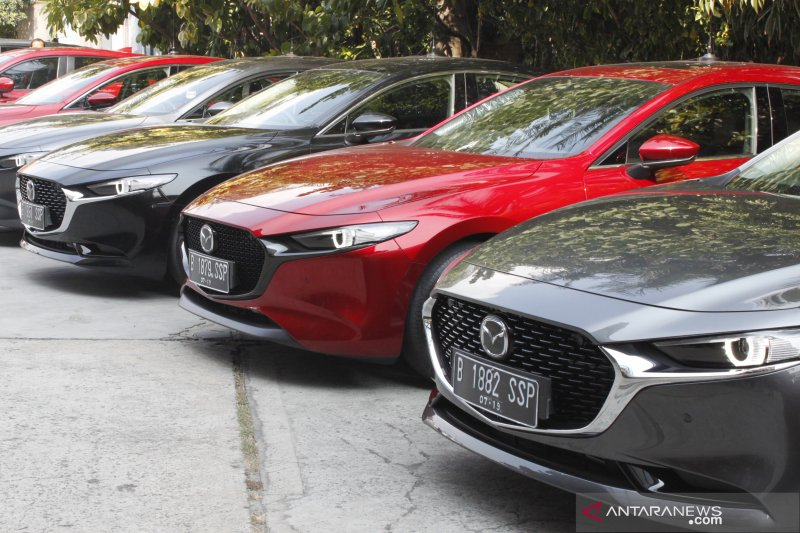 All New Mazda 3 bakal pukau GIIAS 2019