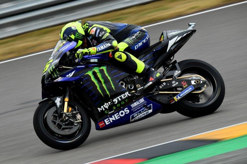Rossi akui paruh musim balapan yang berat