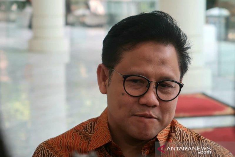 Pimpinan PKB temui Wapres konsultasi politik