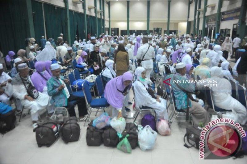 Mayoritas CJH Palembang dan Musirawas Kloter dua  resiko tinggi
