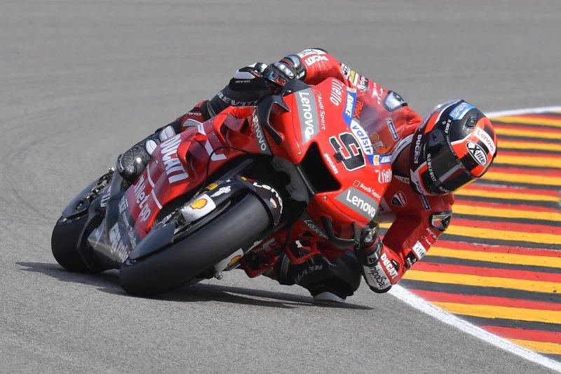 GP Jerman singkap batasan Ducati