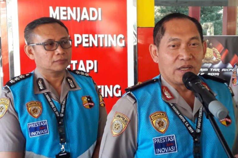 10 calon gugur di seleksi pertama Taruna Akpol Semarang