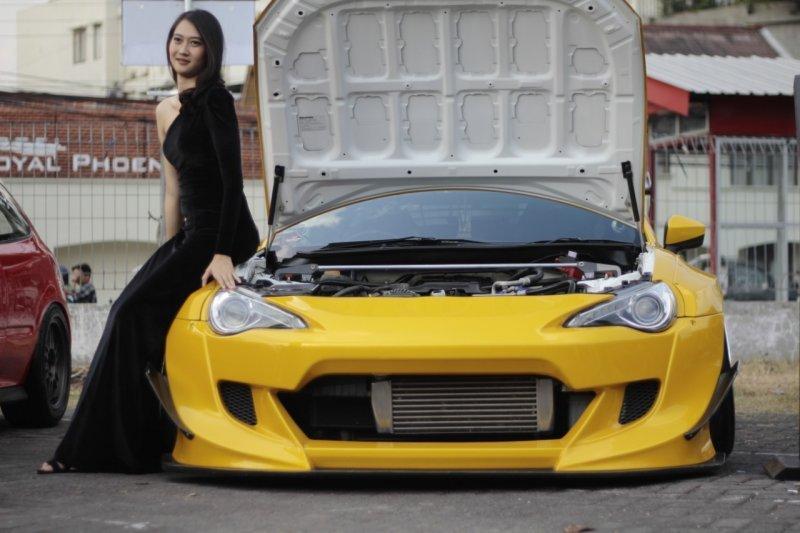 Semarang kota perdana ajang Intersport Auto Show 2019