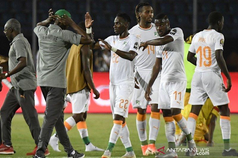 Pantai Gading siap bertempur di Piala Afrika