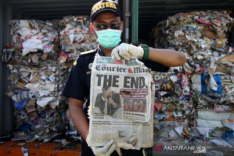 DPRD Kepri desak ekspor ulang 49 kontainer limbah