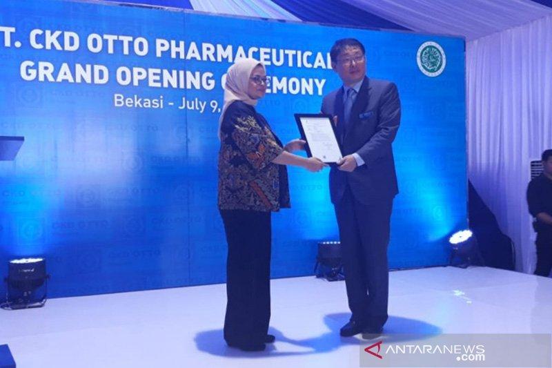 BPOM: tiga industri baru perkuat suplai bahan mentah obat