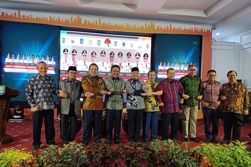 Gubernur Arinal paparkan kesiapan Lampung jadi Ibu Kota Indonesia