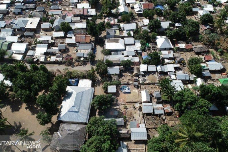 3.692 rumah rusak akibat gempa di Lombok Utara sudah dibangun kembali