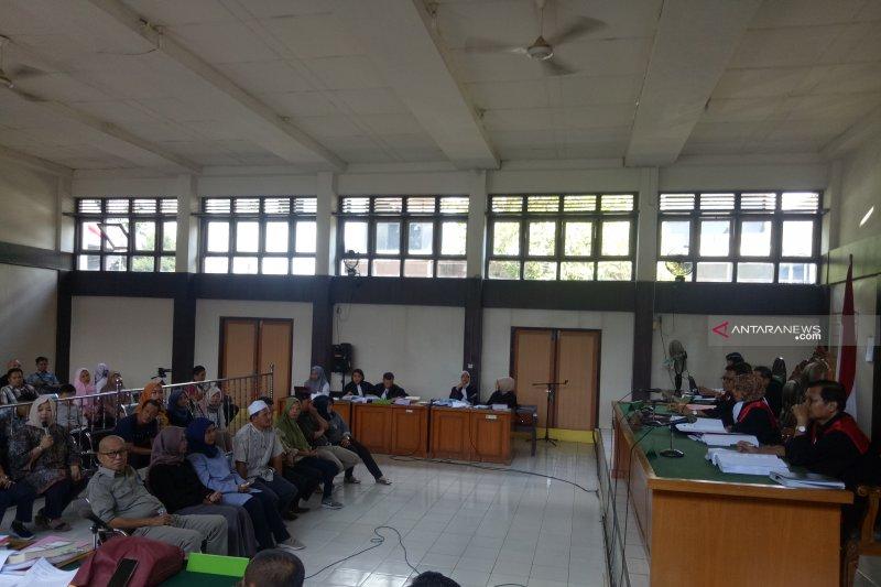 Sidang pidana pemilu di Palembang selesaikan 30 keterangan saksi
