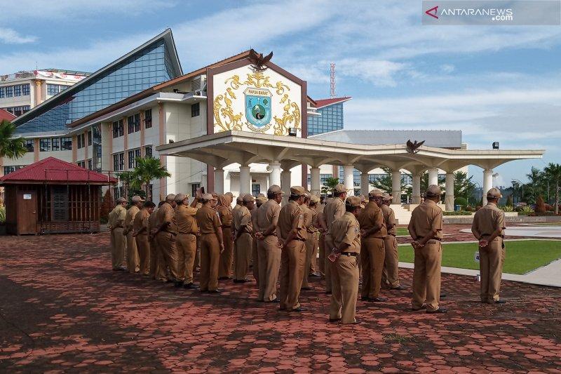 Belanja pusat di Papua Barat naik 78,05 persen pada triwulan II