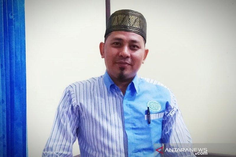 Iqbal Al Jauhari terpilih menjadi Ketua BKPRMI Barito Selatan
