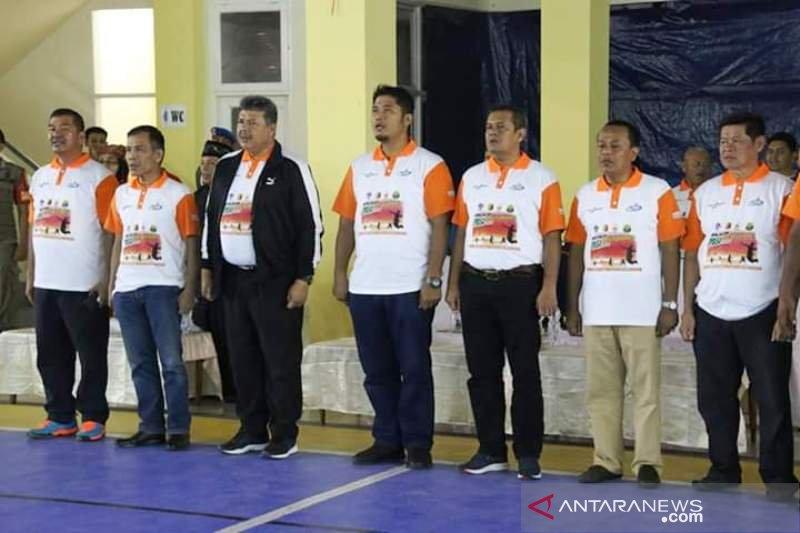 PBSI Open Tournament 2019 di Solok diikuti 573 atlet