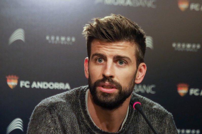 Pique klaim Messi terlihat lebih bahagia saat ini di Barcelona