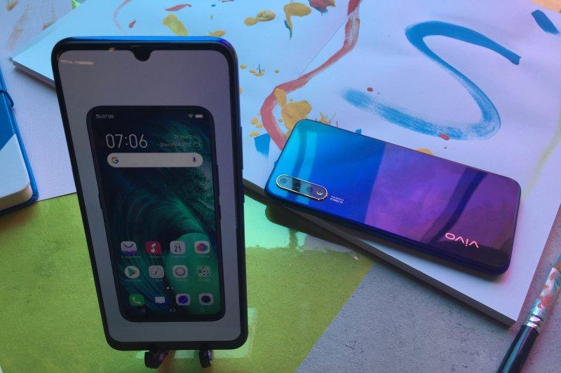 Vivo luncurkan ponsel S-Series