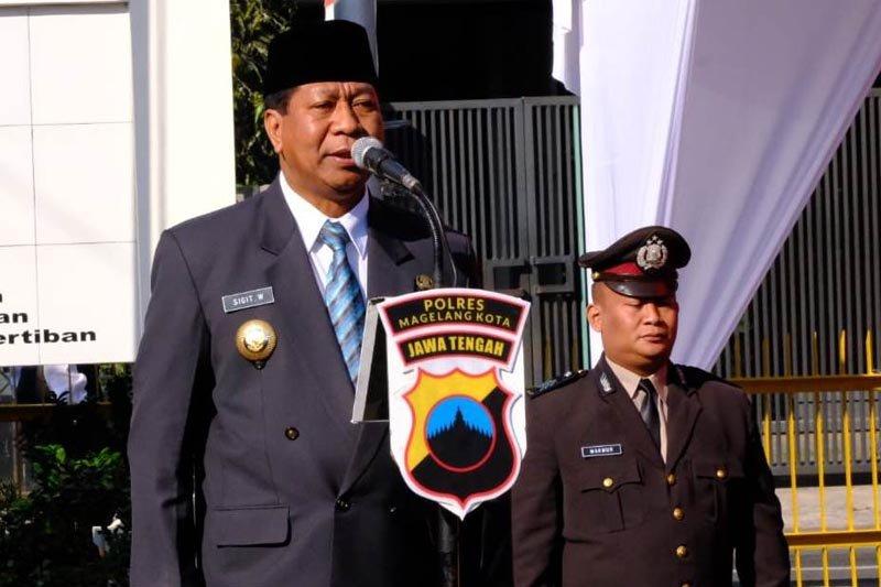 Wali Kota: Magelang sejuk dan aman karena polisi