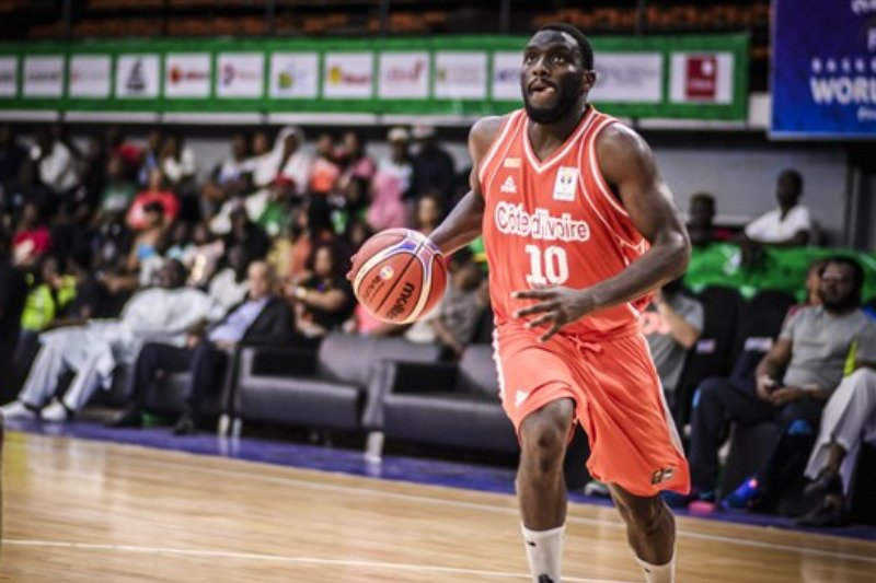 Timnas Basket Pantai Gading siap buat kejutan di China