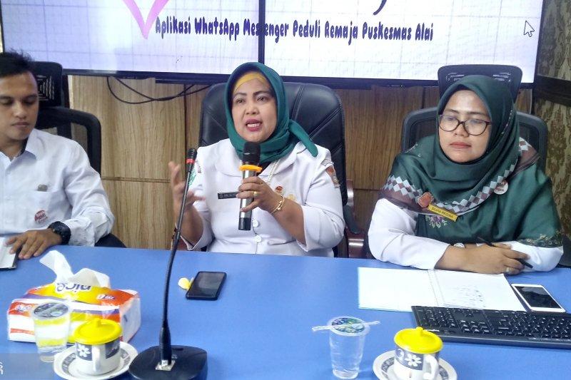 Siwalija, grup WhatsApp peduli kesehatan remaja Alai