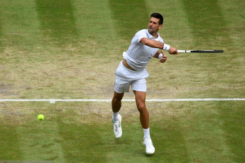 Djokovic pastikan posisi di semifinal ke-9 di Wimbledon