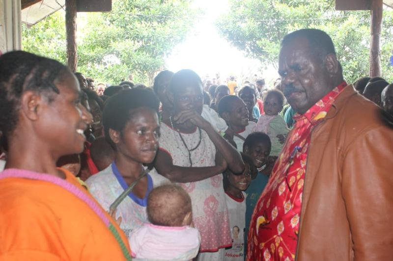 Bupati Asmat: program seribu HPK tidak sekedar memberi makan