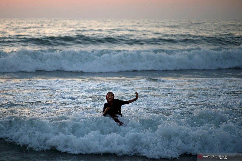 Menlu Palestina serahkan dokumen perbatasan laut ke Ketua Liga Arab