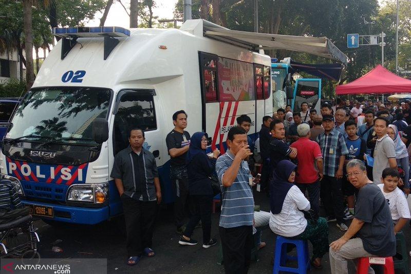 Ini lokasi Samsat dan SIM keliling di Jakarta, Kamis