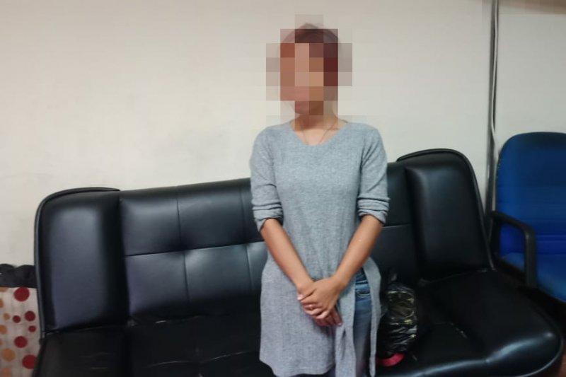 Polisi amankan seorang wanita penculik anak di kawasan Tambora