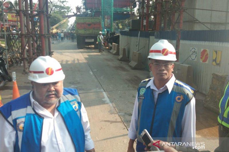 PT PP diperintah hentikan total dulu proyek Tol BORR