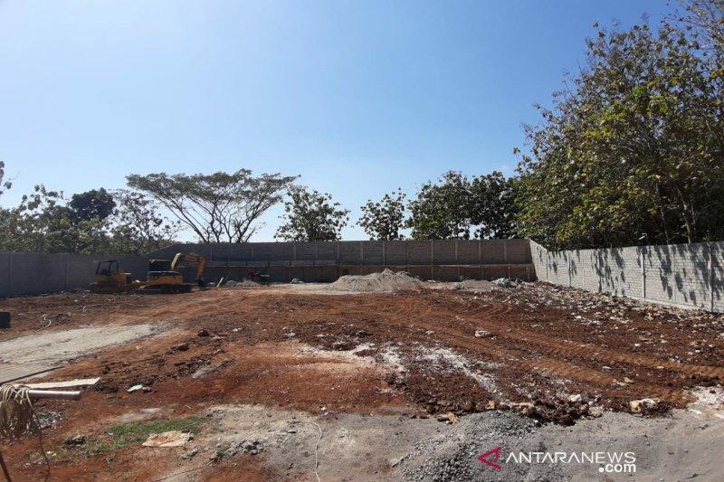 Kodim 0730 membangun lapangan tembak pistol