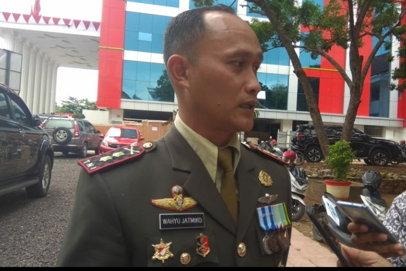 Kodim 0410/KBL gelar TMMD di Kampung Agro Widya Wisata Rajabasa