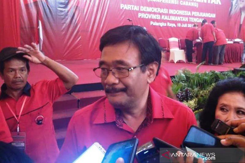 DPP bantah tiga nama penyebab penundaan Pemilihan Ketua PDIP Kalteng