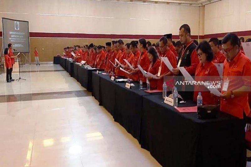 Pemilihan Ketua PDIP Kalteng ditunda