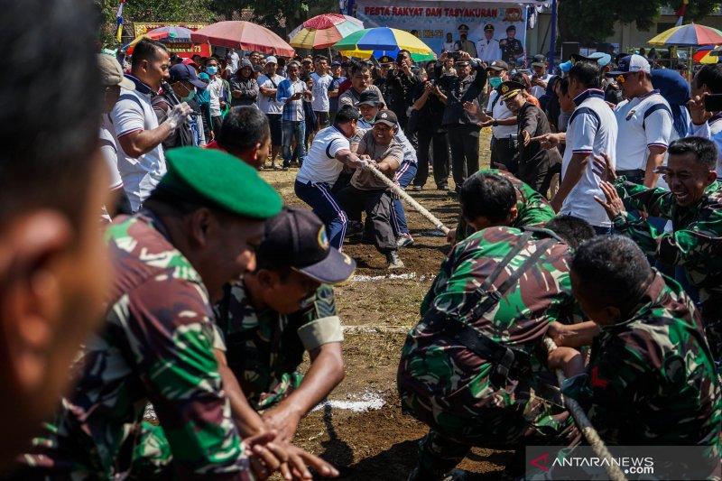 PESTA RAKYAT HUT KE-73 BHAYANGKARA