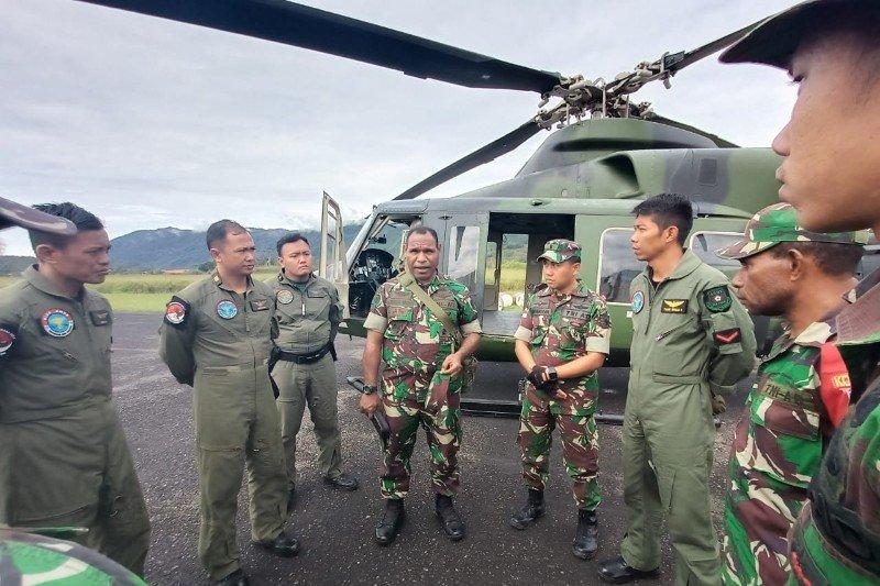 Pencarian helikopter MI 17 di hari ke-12 masih terkendala cuaca
