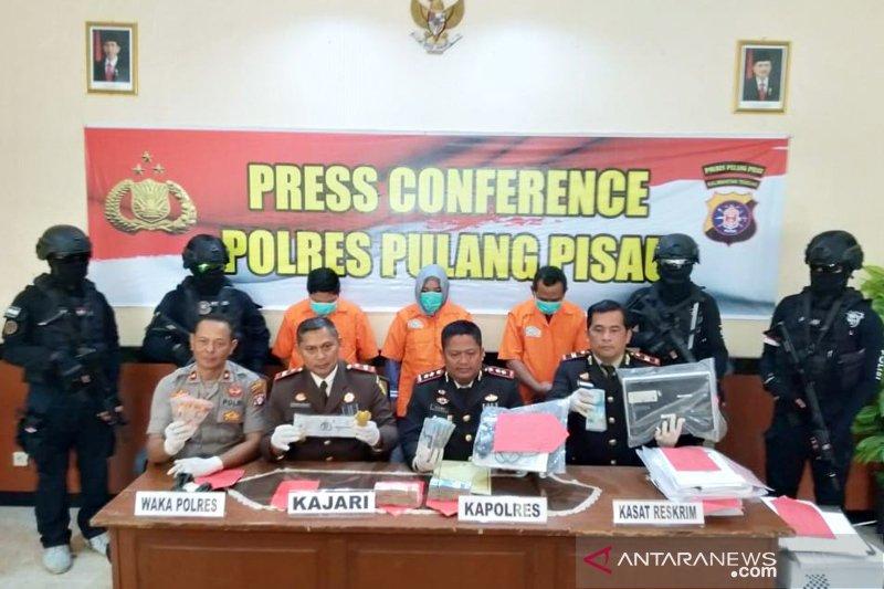 Polres Pulpis tetapkan lima tersangka korupsi pembangunan Pasar Patanak