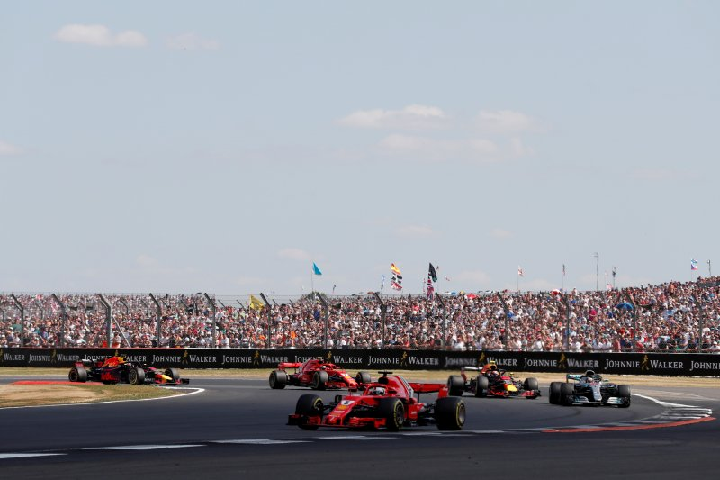 Formula 1 perpanjang kontrak Sirkuit Silverstone hingga 2024