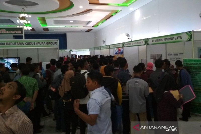 60 perusahaan tawarkan lowongan kerja di Job Expo Pekanbaru, begini penjelasannya