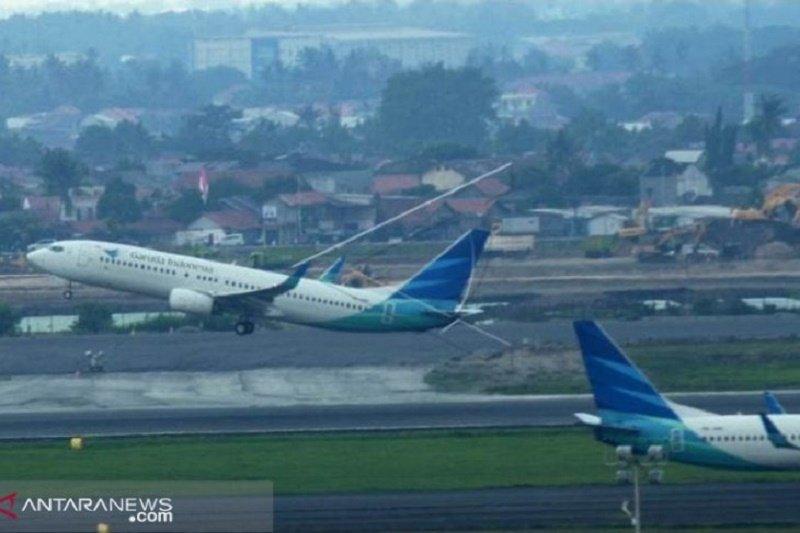 Garuda Indonesia laporkan dua Youtuber karena unggah foto menu tulis tangan