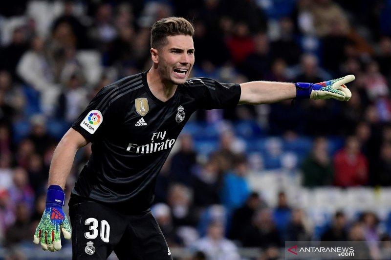 Real Madrid pinjamkan Luca Zidane ke klub Racing Santander