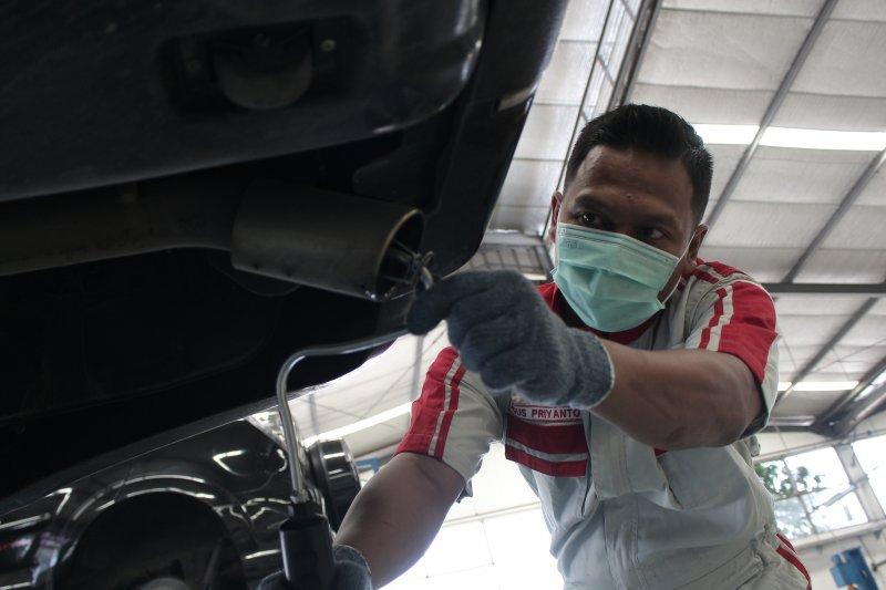 Polusi udara salah satu masalah warga Jakarta