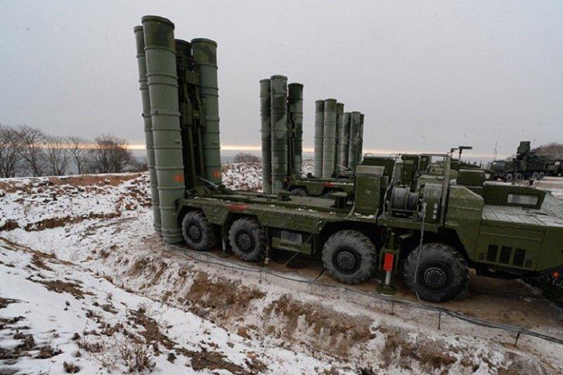 Turki: Pengiriman sistem pertahanan S-400 dari Rusia sudah rampung