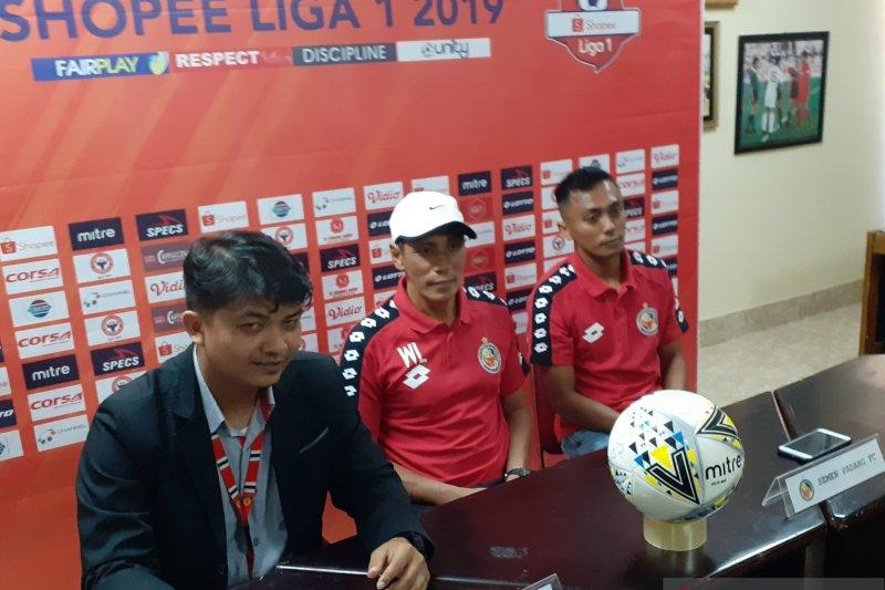 Tuan rumah Semen Padang janjikan tekan Arema sejak awal laga