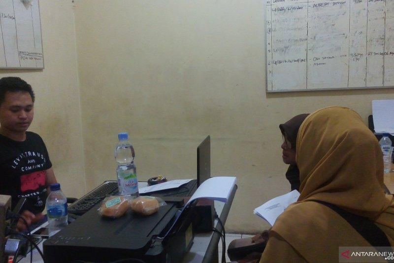 Tuti Efrida alami kerugian Rp100 juta setelah dihipnotis